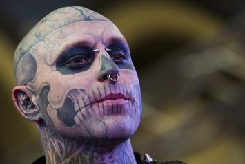 """Zombie Boy"" Rick Genest's Death Ruled As Accident Not Suicide"