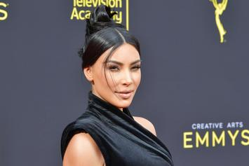 Kim Kardashian Admits Weight Gain & Plans To Slim Back Down