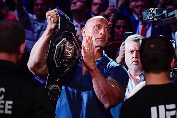 """Dwayne """"The Rock"""" Johnson To Star In Biopic About UFC Legend Mark Kerr"""