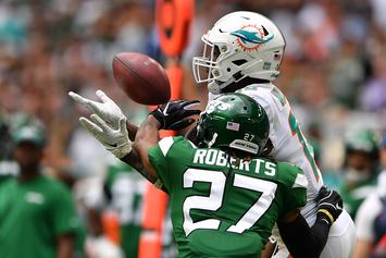 "Jets CB Darryl Roberts Eviscerates ""Fake"" Fans After Upset Loss To Dolphins"