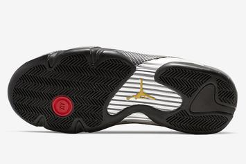 "Air Jordan XIV ""Black Ferrari"" Rumored To Drop This Year: First Look"