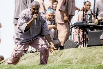 "Kanye West Previews Minimalist ""Follow God"" Music Video"