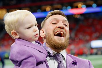"""Conor McGregor Paternity Test Results Revealed After """"Love Child"""" Accusations"""