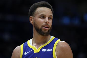 Steph Curry's Broken Hand Is Reportedly Worse Than Expected