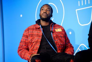 Meek Mill Implores Billionaire Friends To Unite In The Name Of Education