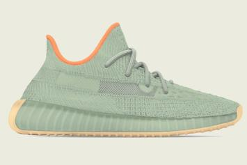"Adidas Yeezy Boost 350 V2 ""Desert Sage"" Dropping In 2020: What To Expect"