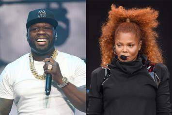 Was Janet Jackson Shading 50 Cent With This IG Story?