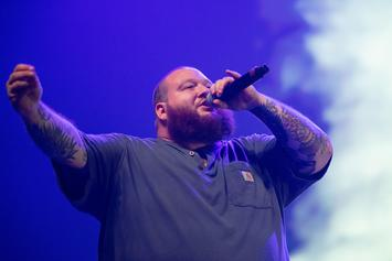 Action Bronson Debuts Photo Of Newborn On Instagram