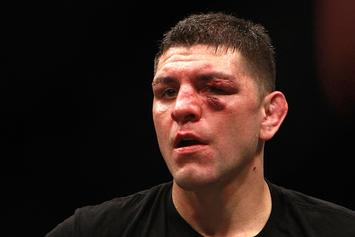 UFC's Nick Diaz Angling For Jorge Masvidal Fight In 2020