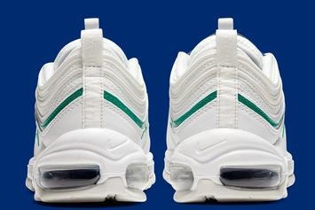 Seahawks-Inspired Nike Air Max 97 Coming Soon: Official Photos