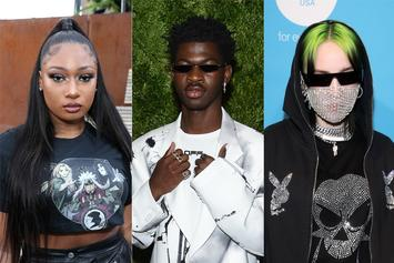 Megan Thee Stallion, Lil Nas X & Billie Eilish Make TIME 100 Next List