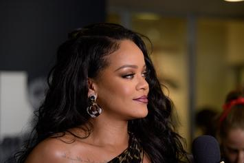 """Rihanna Is Working On """"Balance"""" & Will Not Put Up With Your Album Pestering"""