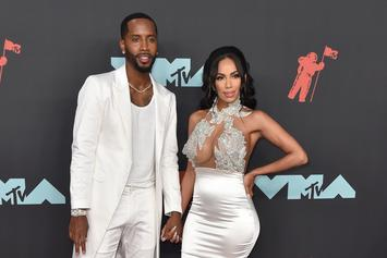 Safaree Wants To Sue Donald Trump After Erica Mena Sprains Ankle In New York