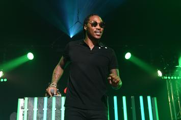 Future's Alleged Texas Baby Mama Can't Find Him To Serve Paternity Papers