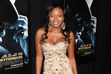 Naturi Naughton Responds To Lil Kim's Criticisms With A Biggie Lyric