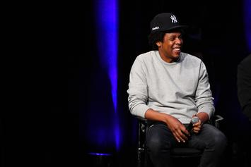 Jay-Z Gives Meme-Worthy Facial Expression In Photo With DJ Khaled