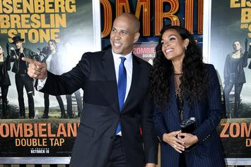 "Cory Booker Entertains Marriage Plans With Rosario Dawson On ""Wendy Williams"""