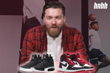 Sneaker Unboxing: Air Jordan 1 Bloodline x Air Jordan 34 Eclipse