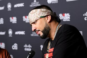 French Montana Reportedly Hospitalized Over Increased Heart Rate & Severe Nausea