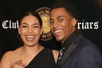 Jordin Sparks Defends Husband After He Shares Photo With Female Friend