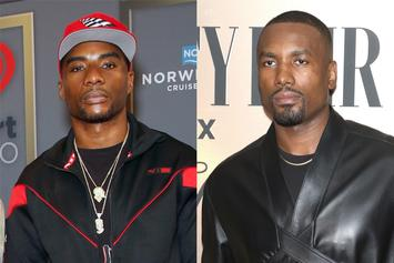 Charlamagne Tha God Asks Serge Ibaka Pause-Worthy Question About His Penis