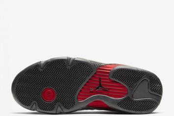 "Air Jordan 14 ""Black Ferrari"" Coming Soon: Official Images Revealed"