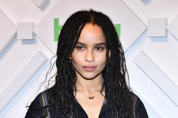 Zoe Kravitz Cut Her Locks & Now Fronts A New Pixie Cut: Look