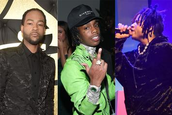 HNHH TIDAL Wave: PARTYNEXTDOOR, YNW Melly & Trippie Redd Dominate