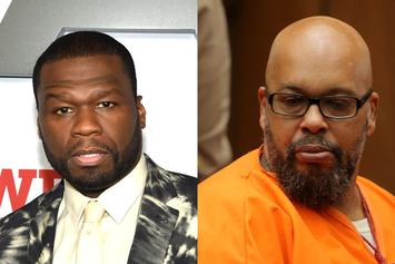 """50 Cent Trolls """"Fat Boy"""" Suge Knight Over Keeping Snoop Dogg Out Of Jail"""
