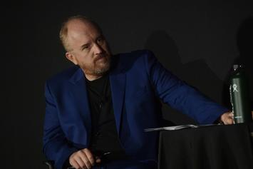 "Louis C.K. Jokes To Israeli Crowd ""I'd Rather Be In Auschwitz Than NYC"""