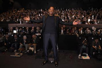 Will Smith Travels Around Tokyo, Visits Wild Robot Restaurant For The First Time