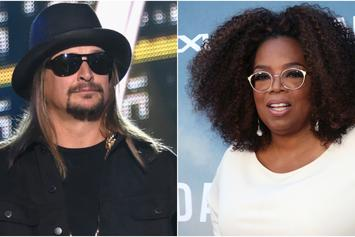 Kid Rock Explains Reason Behind Drunken Oprah-Hating Rant