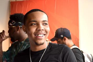G Herbo & His Baby Boy Are Running From The Feds In Adorable Video