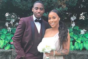 """""""Black Ink Crew"""" Star Charmaine Walker Reveals She & Nick Bey Are Married"""
