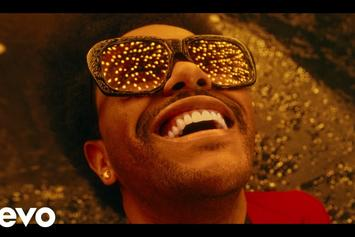"""The Weeknd Hallucinates In Las Vegas In """"Heartless"""" Music Video"""