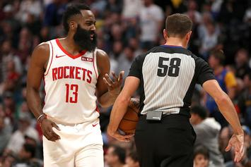 Houston Rockets Want To Be Awarded Victory After Blown Dunk Call: Watch