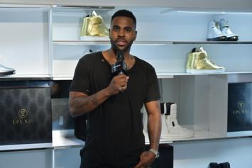 """Jason Derulo On Instagram Removing His Swimsuit Shot: """"I Can't Help My Size"""""""