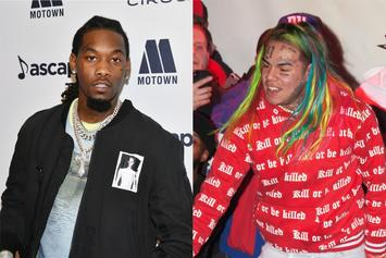 """Tekashi 6ix9ine's Girlfriend Calls Out Offset: """"The Hack Started After You Got Exposed"""""""