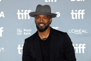 """Jamie Foxx Says Oliver Stone Calling Him A """"Horrible"""" Actor Built """"Toughness"""""""
