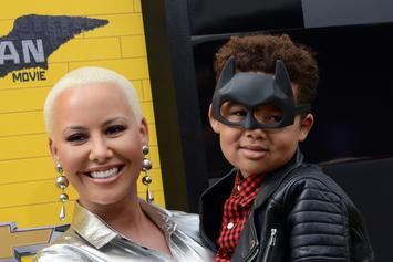 Amber Rose & Wiz Khalifa's Son Shows Off Some Serious Dance Moves