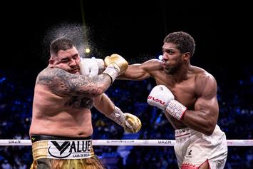Anthony Joshua Claims Win In Rematch With Andy Ruiz Jr.