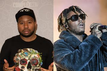 DJ Akademics Regrets Not Calling Juice WRLD Back This Week