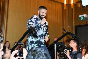 Drake Got JetsonMade Across The Canadian Border With A Phone Call