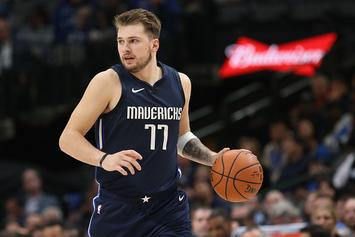 Luka Doncic Brushes Off Jordan Comparison After Breaking MJ's Record