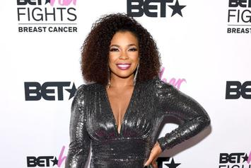 Singer Syleena Johnson Shows Off Muscular Physique At Fitness Competition
