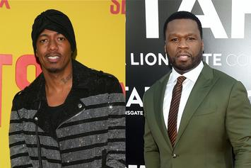 Nick Cannon Responds To 50 Cent With Samuel L. Jackson Meme Amid Eminem Feud