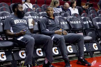 James Harden & Russell Westbrook Have Trust Issues, Says Jay Williams