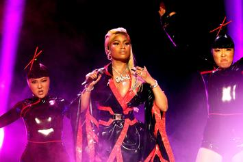 """Nicki Minaj On Retiring From Rap: """"I Can't Really See Taking Myself Completely Away"""""""