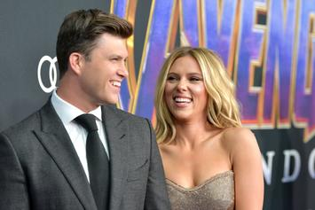 "Scarlett Johansson Hosts An Avengers-Themed ""SNL"" Opening Monologue"
