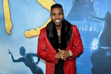 """Jason Derulo Disappointed About His Junk Being Edited Out Of """"Cats"""""""